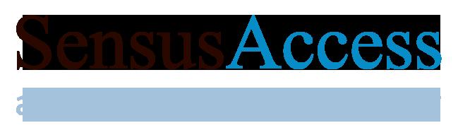 SensusAccess - Alternate media made easy